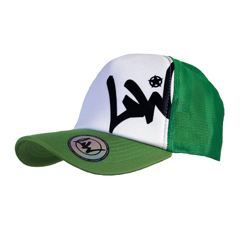 LW TRUCKER GREEN