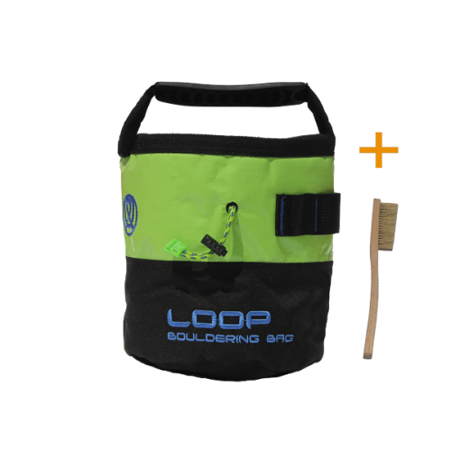 New Cosmos Boulder  Bag + cepillo