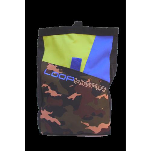Buckle Boulderbag Colors + Bürste