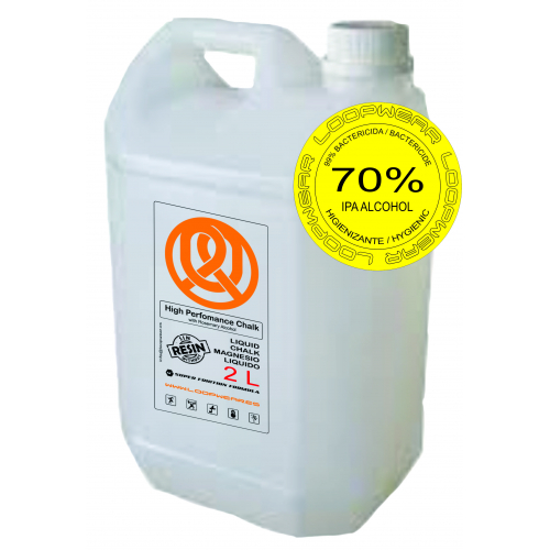 Hygienic Liquid Chalk 70 % 2 L