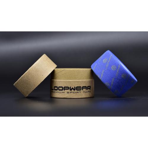Cotton Finger Tape Blue  3,8 x 10m