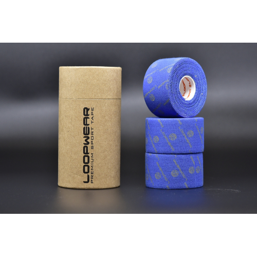 Pack 3 Finger  Tapes Azul 3,8 x 10 m