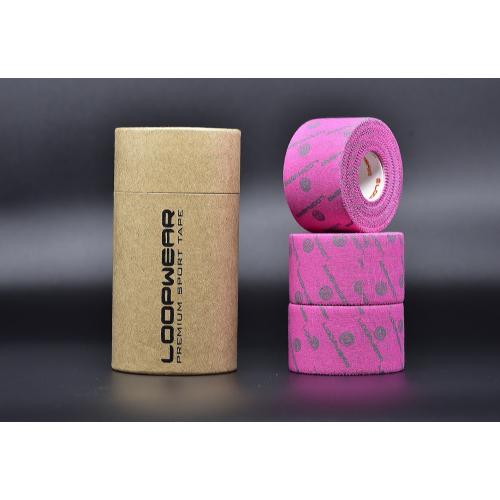 Pack 3 Finger Tapes Pink 3,8 x 10 m