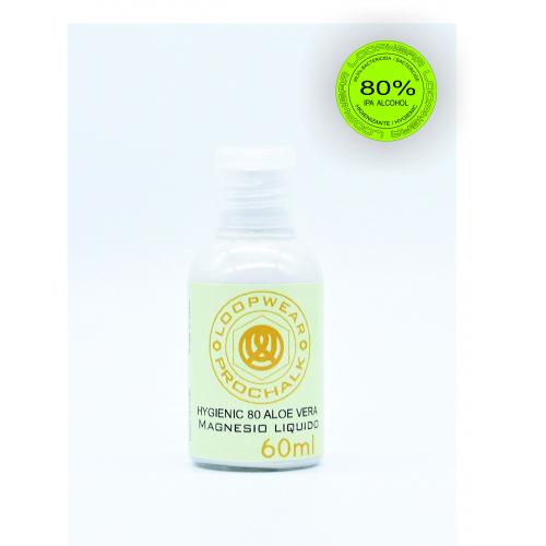 Magnesio liquido Hygienic Care 80% Aloe vera  60 ml