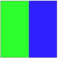 Verde Azul